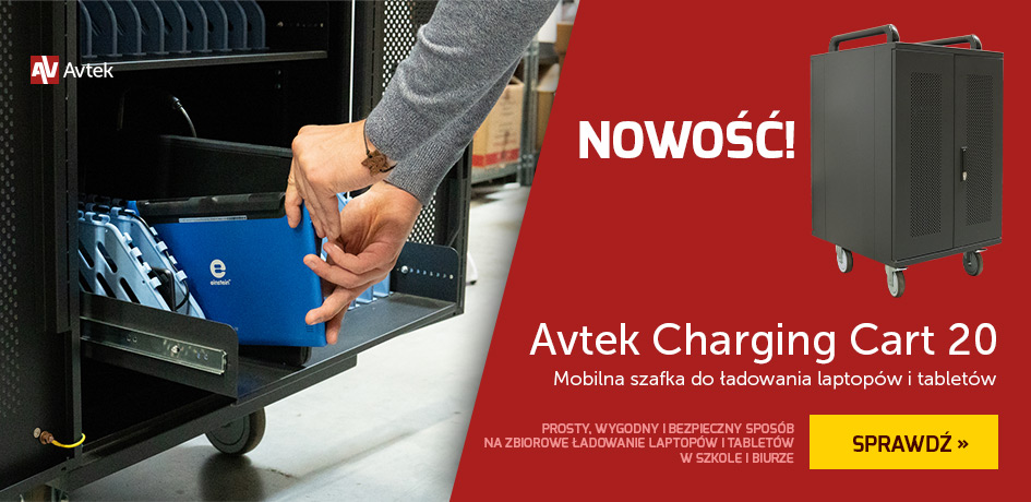 Avtek Charging Cart 20