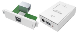 Techconnect 3 Moduł USB do CAT6 + odbiornik