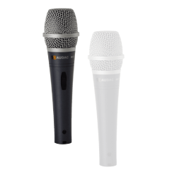 AUDAC M67 Dynamic handheld microphone Vocal microphone with switch