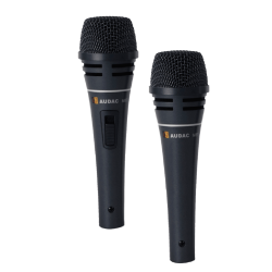 AUDAC M87 Professional handheld microphone Vocal microphone with switch