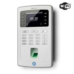 Safescan TA-8025 Wifi Szary