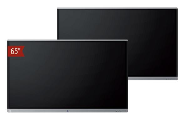 Zestaw Monitor 2 (2x Monitor interaktywny Avtek TouchScreen 5 Connect+ 65)