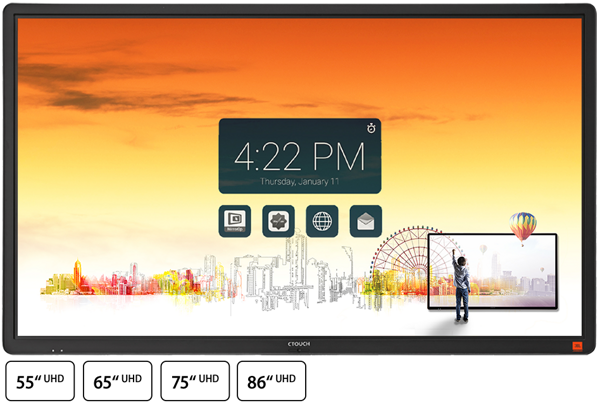 CTOUCH 86
