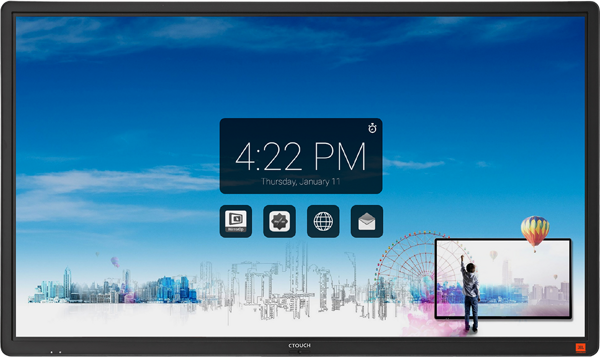 CTOUCH 75