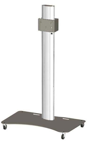 Smart Metals mobilny statyw z uchwytem do monitorów interaktywnych
