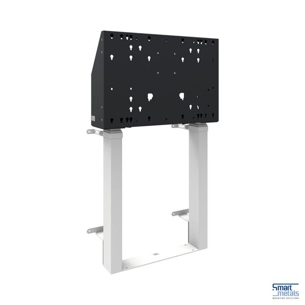 Smart Metals statyw elektryczny (dwu kolumnowy) do monitorów interaktywnych