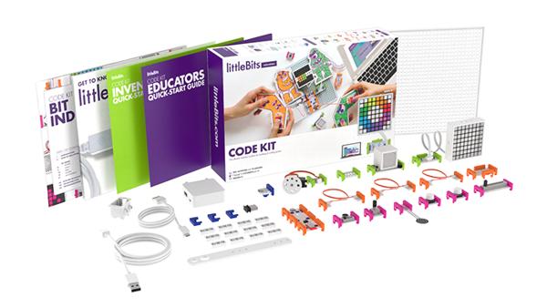 Little Bits Code Kit