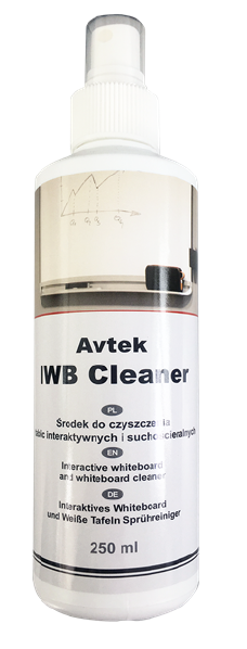 Avtek IWB Cleaner