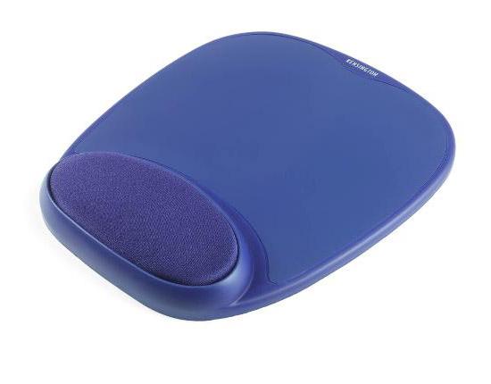 Żelowa podkładka pod mysz i nadgarstek Gel Mouse Pad (Niebieska)