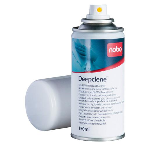 Pianka czyszcząca Deepclean 150ml