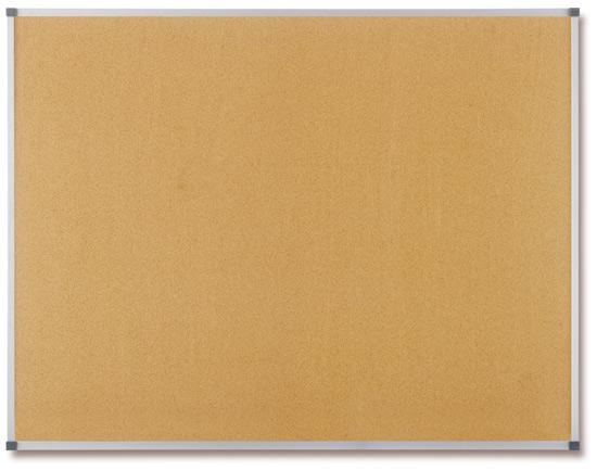 Tablica korkowa Elipse 60 x 45 cm
